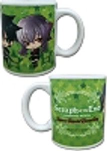 Seraph of the End Mug - Japanese Imperial Demon