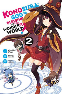 Konosuba: God's Blessing on This Wonderful World! Vol. 02