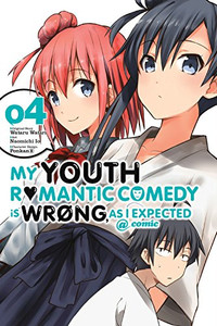 My Youth Romantic Comedy Is Wrong, As I Expected  04