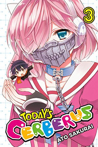 Today's Cerberus Graphic Novel 03
