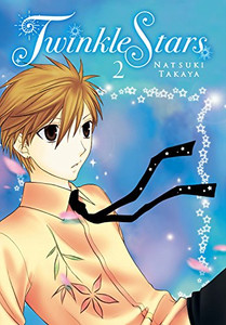 Twinkle Stars Graphic Novel 02