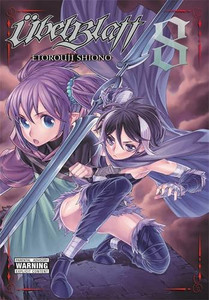 Ubel Blatt Graphic Novel Vol. 8
