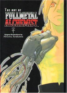 Fullmetal Alchemist The Art of Art Book