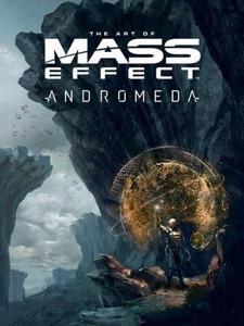 The Art ofThe Mass Effect: Andromeda Art Book (HC)