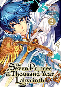 Seven Princes of the Thousand Year Labyrinth 02