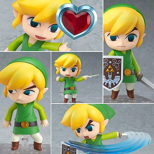 Legend Of Zelda Nendoroid - Link The Wind Waker Ver.