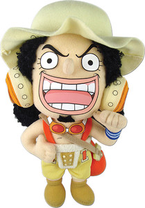 One Piece Plush Doll - Usopp