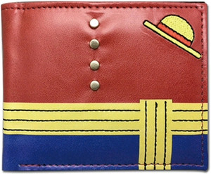 One Piece Wallet - Luffy (Bi-fold)