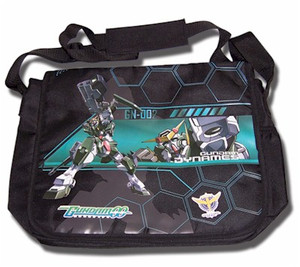 Gundam 00 Dynames Messenger Bag (Black)