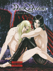 Dark Dreams: A Dany & Dany Yaoi Art Book