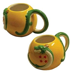 Dragonball Z Molded Mug - Shenron & Bottom Embossed