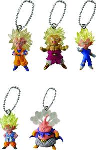 Dragon Ball Super Mascot Figurine Keychain (Blind Box)