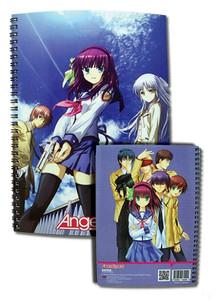 Angel Beats! Notebook - Group
