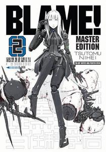 BLAME! Graphic Novel 02