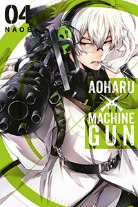 Aoharu X Machinegun Graphic Novel 04 (Pre-order)
