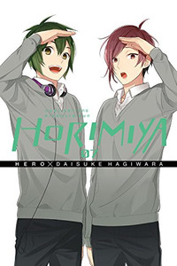 Horimiya Graphic Novel 07