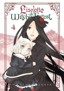 Liselotte & Witch's Forest Graphic Novel 04