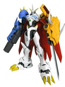 Digimon Reboot Model Kit: Omegamon (Omnimon)