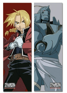 FMA Brotherhood Body Pillow - Ed and Al