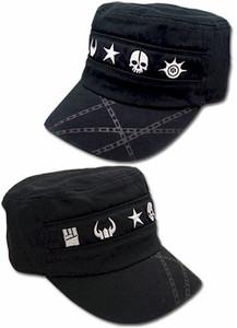 Black Rock Shooter Cap - Girl's Icon Cadet (Black)