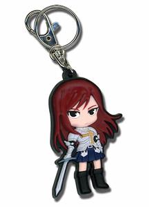 Fairy Tail Keychain - SD Erza #5101