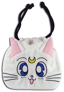 Sailor Moon Drawstring Pouch - Artemis