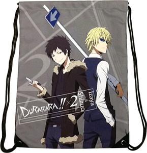 Durarara!! Drawstring Bag - Izaya & Shizuo