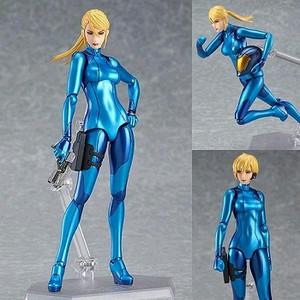 Metroid Other M Figma - Samus Aran Zero Suit Ver.
