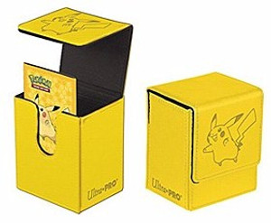 Pokemon Ultra Pro Pikachu Premium Deck Box
