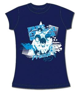Free! 2 Babydoll T-Shirt - Group