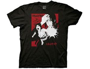 Naruto Shippuden T-Shirt Itachi & Sasuke (Black)