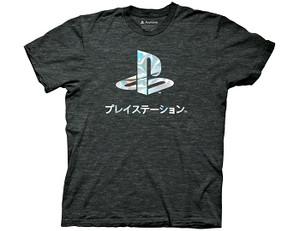 PlaystationT-Shirt Logo Foil