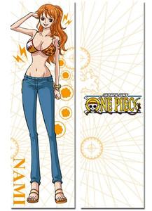 One Piece Body Pillow - Nami New World