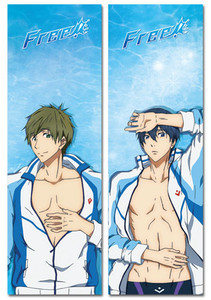 Free! Body Pillow - Haruka & Makoto