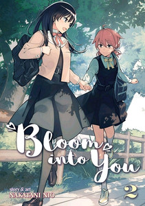 Bloom into You Graphic Novel 02