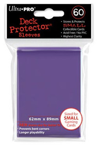 Ultra Pro Pro-Matte Sleeves Small - Purple