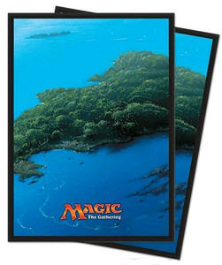 Magic the Gathering Sleeves: Mana 5 - Island