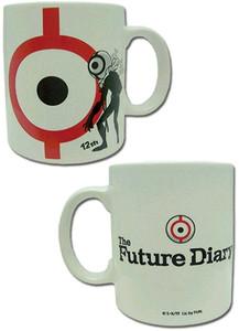 Future Diary Mug - 12th White