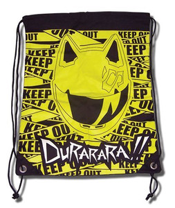 Durarara!! Drawstring Bag - Celty Keep Out