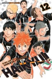 Haikyu!! Graphic Novel 12