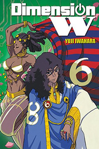 Dimension W Graphic Novel 06