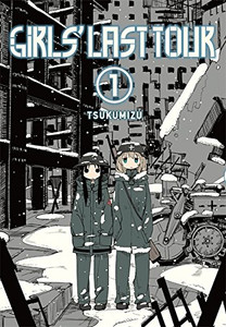 Girls' Last Tour Graphic Novel 01