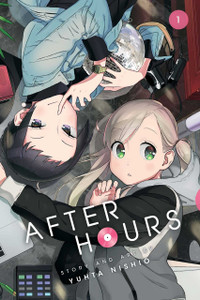 After Hours Graphic Novel Vol. 01