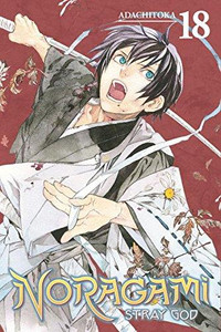 Noragami: Stray God Graphic Novel Vol. 18 (Pre-order)