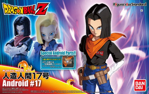 Dragon Ball Z Model Kit: Android #17