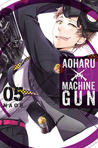 Aoharu X Machinegun Graphic Novel 05