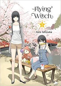 Flying Witch Manga Vol. 02