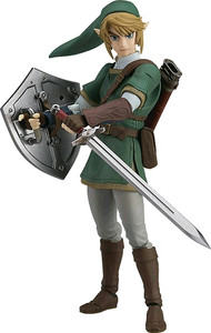 Legend of Zelda Figma: Zelda Twilight Princess DX Ver.