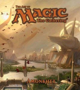Art of Magic the Gathering: Amonkhet Art Book (HC)
