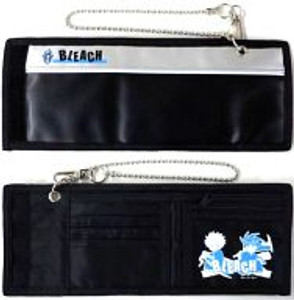 Bleach Wallet with Chain